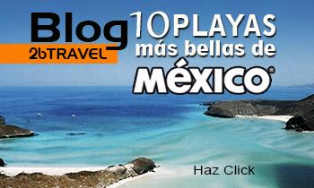 Las 10 playas más bellas de México