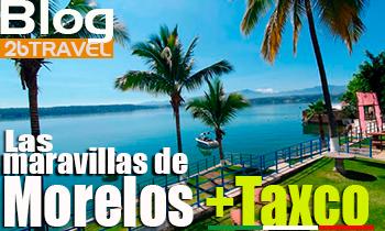 Las Maravillas de Morelos+Taxco